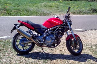 Cagiva Raptor 650 ie