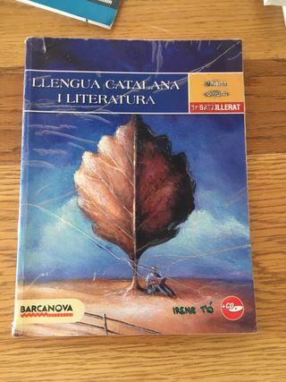 Llengua catalana i literatura 1 Batxillerat