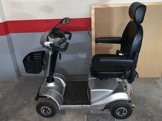 Scooter movilidad eléctrico