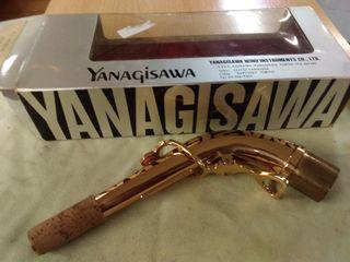TUDEL SAXO ALTO YANAGISAWA
