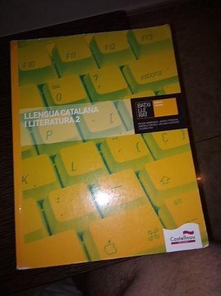 libro de catalán 2ndo Bachillerato