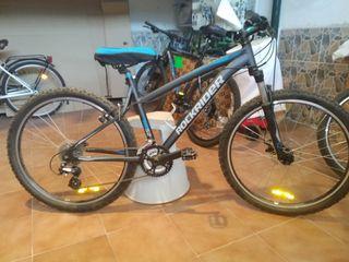 Bicicleta ROCKRIDER 5. 2 con 3 usos