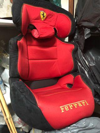 Silla coche niño Ferrari