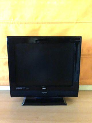 15b86e536d44 Televisor 15 pulgadas de segunda mano en Barcelona en WALLAPOP