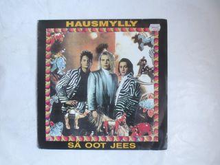 disco vinilo lp Hausmylly Sä oot jees 1992