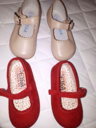 Zapatos niña
