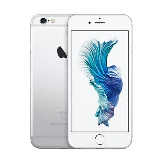 APPLE IPHONE 6S 16GB PLATA REACONDICIONADO