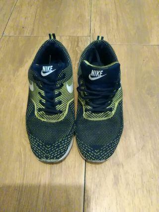 Zapatillas numero 4