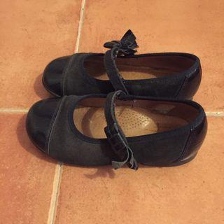 Zapatos niña n25