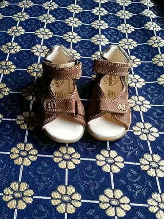 sandalias niño talla 24