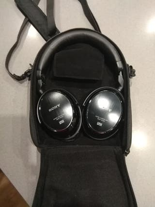 auriculares SONY MDR-NC60 Noise Cancelling