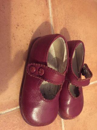 Zapato niña n 21