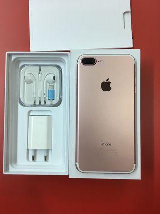 IPhone 7 Plus Rosa. TUTTOMOVIL LEGANÉS