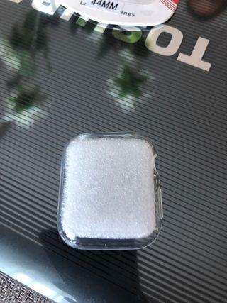 Funda de silicona Apple Watch 44 mm