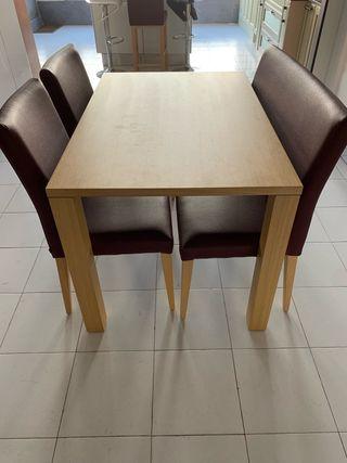 74e01eb302f4 ... 2 banquetas urge por traslado en fuenlabrada. Mesas y sillas para cocina  o salón