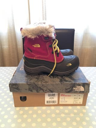 BOTAS APRES SKI DESCANSOS THE NORTH FACE