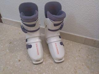 Vendo Botas Esqui Salomon T37