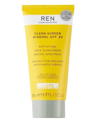 REN CLEAN SKINCARE SPF 30 Mattifying Suncreen