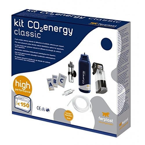 Kit CO2 energy Ferplast