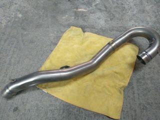 colector titanio KTM 450