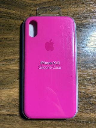 Funda 100% ORIGINAL PITAYA silicona iPhone X / Xs