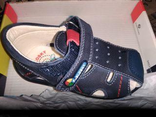 zapatos de niño pablosky número 21