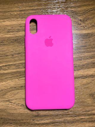 Funda silicona ORIGINAL PITAYA iPhone X / Xs