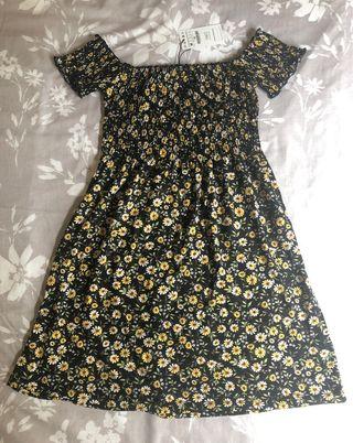 Stradivarius Printed short dress