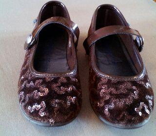 Zapato niña N.27