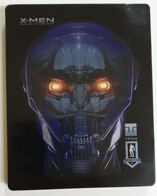 Steelbook X-MEN DÍAS DEL FUTURO PASADO Blu-ray