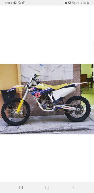 husqvarna 2015 250cc