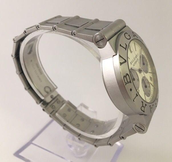Reloj Bvlgari Caballero