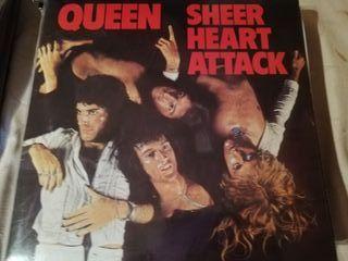 Lp vinilo Queen Sheer heart attack