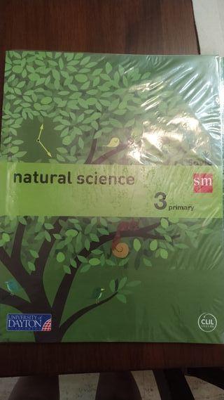 Libro Science SM 3° Primaria
