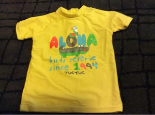 Camiseta para el agua tuc tuc 1 año
