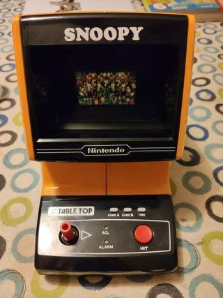 Table top Nintendo Snoopy