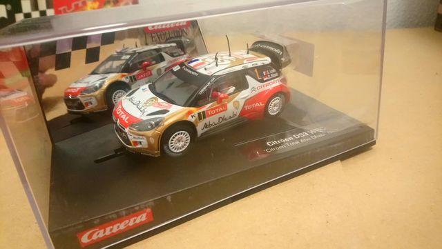 Citroën DS3 WRC Carrera slot