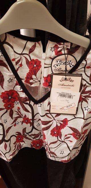 vestido almatrichi nuevo