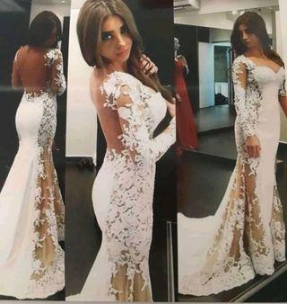 9866d609 Vestido de fiesta de segunda mano en Granada en WALLAPOP