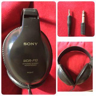 Cascos auriculares Sony retro