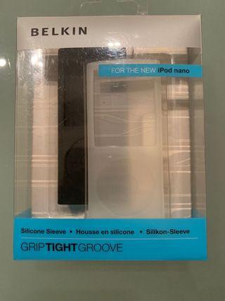 2 Fundas de silicona para iPod Nano