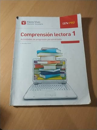 Libro Comprensión Lectora 1° ESO