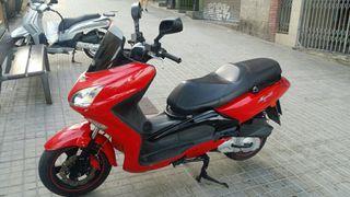 TGB X MOTION 125 R MOTO 125CC YAMAHA X-MAX