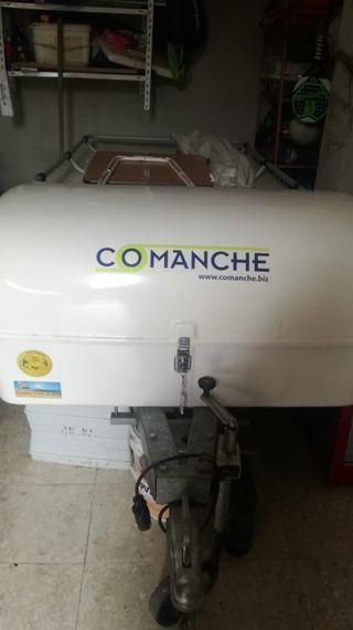Comanche Kenya