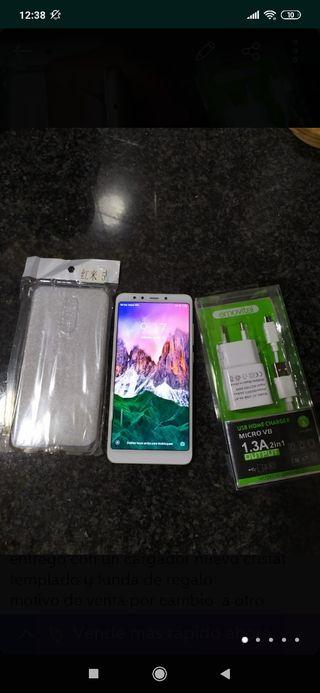 Xiaomi redmi 5 como nuevo