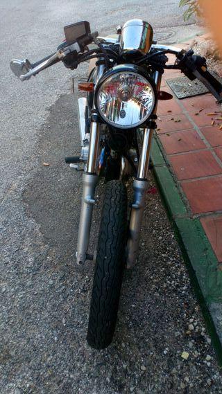 suzuki tu café racer 250cc