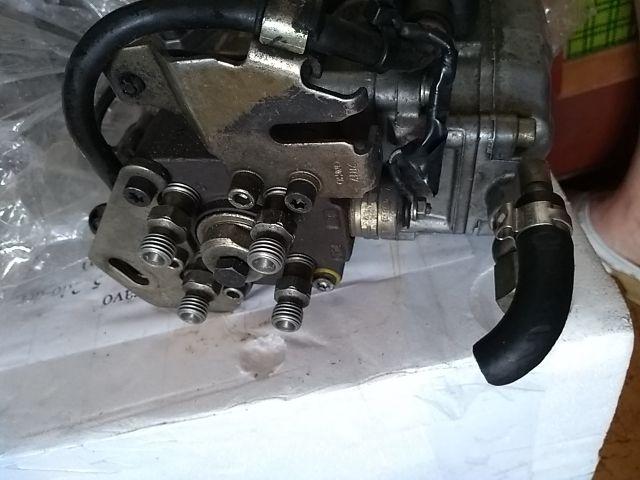 Audi Bomba diesel reparada