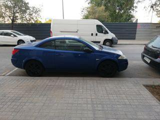Renault Megane cabrio/descapotable