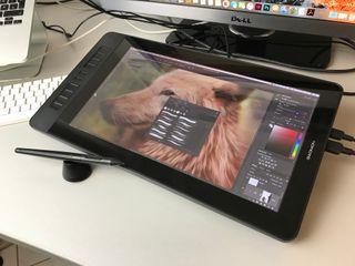 Tableta gráfica para diseño/ilustración