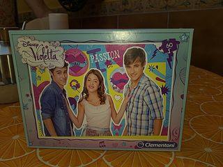puzzle 60 piezas. para más de 5 años